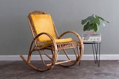 Franco Albini Rocking Chair