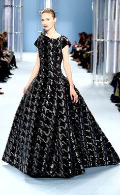 Carolina Herrera from Best Looks at New York Fashion Week Fall 2015