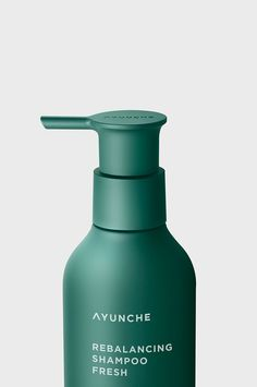 Ayunche Brand Refreshment / Amos Professional, 2021 / Deigned by Jiyoun Kim Studio™ - Jiyoun Kim, Hannah Lee, Dokyoung Lee / www.jiyounkim.com Hannah Lee, Spray Bottle, Shampoo, Soap, Packaging, Wrapping, Bar Soap, Soaps, Airstone