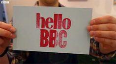 Anna Bressanin BBC print
