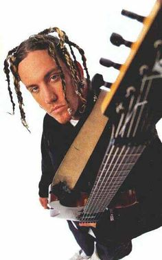KoRn's Brian 'Head' Welch: A rock legend. Also a top in my cutest guys of rock.