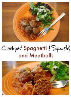 Crockpot Spaghetti {