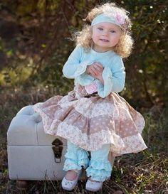 Haute Baby Felicity dress
