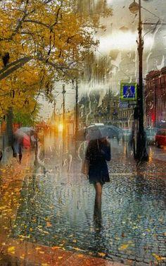 Дождливость
