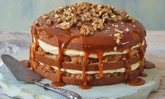 Vanilková pasta s mletým vanilkovým luskem Kefir, Cheesecake Recipes, Pickles, Tiramisu, Bourbon, Tart, Waffles, Food And Drink, Cooking