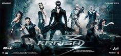 Krrish 3 movie review most awaited super-hero of 2013