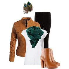 Cute fall outfit -