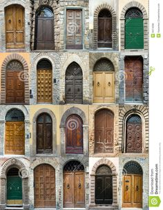 traditional historical tuscan village - Google Search