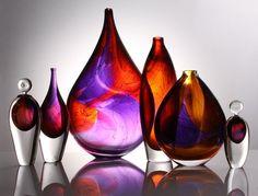 Elipse vases and bottles