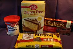 I'm A Celiac: Gluten Free Cake Balls
