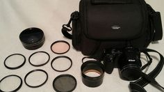 Nikon COOLPIX L120 14.1 MP Digital Camera bundle with Bag and filters AMAZING! | Cameras & Photo, Digital Cameras | eBay!