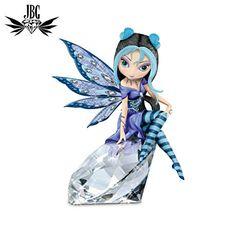 Jasmine Becket-Griffith diamond fairy figurine