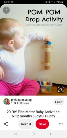 Sweet Potato Baby Food, Infant Activities, Fine Motor, Baby Food Recipes, Bunny, Joy, Personal Care, Game Ideas, Games