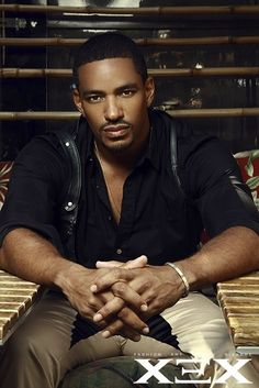 Laz Alonso as macduff NAACP Image awards. Best actor 2012 I chose him as he looks like someone who wants revenge and looks to god for help