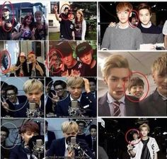 "The Ultimate Photo Bomber ""Chanyeol Park"" ♥"