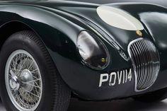 World's finest preserved Jaguar C-Type