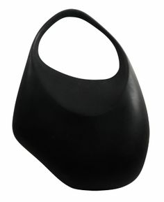 Thierry Mulger | Black Rubber bag