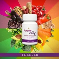 "Képtalálat a következőre: ""forever daily"" Forever Aloe, Forever Living Aloe Vera, My Forever, Aloe Vera Gel, Forever Freedom, Sante Bio, Forever Living Business, Health And Wellness, Health Fitness"