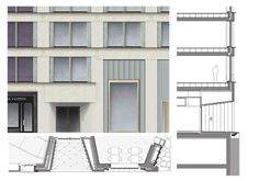 Image result for caruso st john facade detail