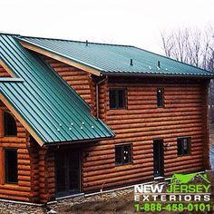 Beautiful Metal roof.