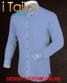Design Custom Shirt 3D $19.95 rote hemden Click http://itailor.de/shirt-product/rote-hemden_it2551-1.html