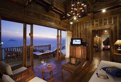 Santhiya Koh Yao Yai Resort & Spa, Ko Yao Yai, Villa (Ocean View Pool Villa Suite), Living Area 6000 Baht(300TL)