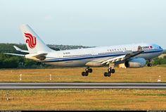 B-6536 Air China Airbus A330-243