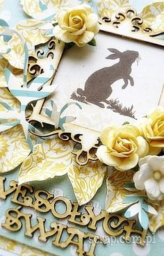 Easter Projects, Scrapbooking, Scrapbooks, Memory Books, Scrapbook, Notebooks
