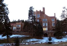9 Jolly Good Colorado Castles That You'll Want to Live In