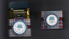 Ghirardelli Boxes by jackgofoxy1 - Cards and Paper Crafts at Splitcoaststampers
