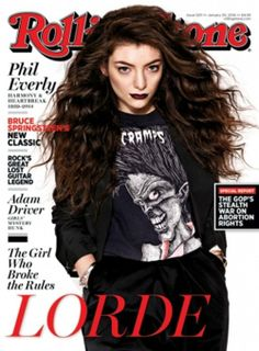 "http://chicagofabulousblog.com/wp-content/uploads/2014/01/Lorde-X-Rolling-Stone-Interview.jpgOn Drake: ""I think what's so cool about an artist like Drake is it's rare for people to get to that level and still write about their day-to-day and how that makes them feel. There's something very unflinching about that, but also just so, so interesting."" On her... http://chicagofabulousblog.com/"