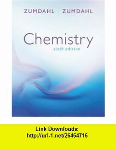 Chemistry (9780618221561) Steven S. Zumdahl, Susan A. Zumdahl , ISBN-10: 0618221565  , ISBN-13: 978-0618221561 ,  , tutorials , pdf , ebook , torrent , downloads , rapidshare , filesonic , hotfile , megaupload , fileserve
