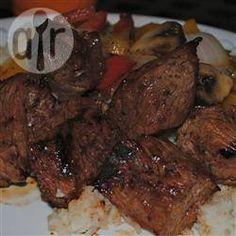 Marinade Teriyaki pour steaks @ qc.allrecipes.ca