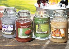 Man Candles by Yankee Candle