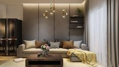 Top 7 best ideal apartments for rent in Ho Chi Minh House Moving Service, Moving House, Moving Services, Sofa, Couch, Cool Apartments, Garden, Furniture, Home Decor