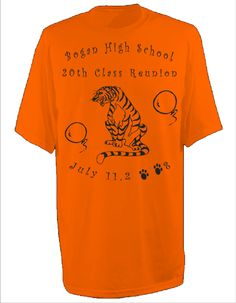class reunion ideas personalized class reunion t shirts and designs