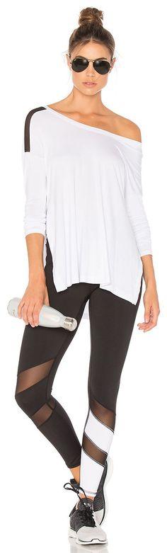 Body Language Activewear perfect yoga look