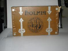 Holmlia Cigarrer Förenade Svenska Tobaksfabriker