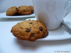 ... A BIT OF MYSELF...: Chocolate chip cookies by Luca Montersino