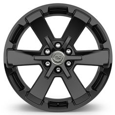Escalade 22in Wheel, 5-SPoke High-Glass Black, CK162, SINGLE: Personalize your 2015 Escalade with these 22-Inch Accessory Wheels. Use only GM-approved wheel and tire combinations.