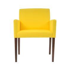 Poltrona Tag - Amarelo