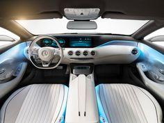 【2/10更新】よりクリーンなメルセデスベンツ 新型「Sクラスクーペ」の一部の公式画像を発見!の画像 | 生まれ変わる新型車たち T.Tのブログ