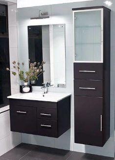 Bathroom Vanity Floating Towel Bars 56 New Ideas – Bathroom Inspiration Bedroom Cupboard Designs, Bedroom Cupboards, Room Shelves, Bathroom Cabinets, Floating Bathroom Vanities, Small Bathroom Sinks, Floating Vanity, Budget Bathroom, Master Bathroom