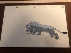 Original Kimba The White Lion hand painted Animation Production cel LION KING Animation Cel, Disney Animation, Spongebob Squarepants Tv Show, Lion King Original, Kimba The White Lion, Mighty Mouse, Vampire Bat, Tigger