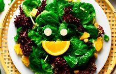 Σαλάτα πολύχρωμη #pestomenafai Seaweed Salad, Ethnic Recipes, Food, Meals, Yemek, Eten