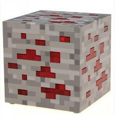 #Minecraft #Lampe #Redstone