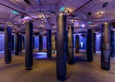 Studio C102 designs 1Rebel gym to look like a nightclub  http://www.justleds.co.za