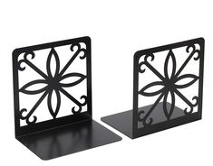 """Classics Book Ends for Shelves in Large and Wide Size 7.5"""" x 5.5"""" x 8"""" (Black) #bookends #bookishpicks #bookishgifts #bookwormgifts // metal bookends, bookends ideas, bookish gift ideas, bookends ideas decor, bookends ideas bookshelves, bookends ideas accessories, bookish things, bookish things gift ideas, bookworm gifts, bookworm gifts ideas [affiliate link] Industrial Bookends, Wooden Bookends, Bookmarks Quotes, Library Quotes, Gifts For Bookworms, Book Holders, Reading Nooks, Classic Books, Libraries"""