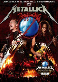 Metallica – Rock In Rio 2013 (no label)   Collectors Music Reviews