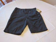 Men's Quiksilver casual walk shorts 32 Spektor black NEW NWT 104194 $52.00 #Quiksilver #shorts